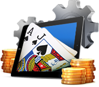 kaarten tellen bij het blackjack spel